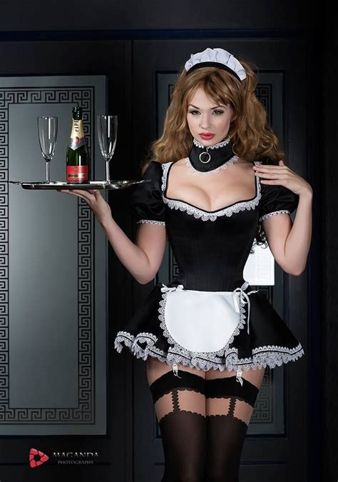 Pin By Tamed By Jane On Domestic Goddess Maid Dress Maid Outfit Maid Costume