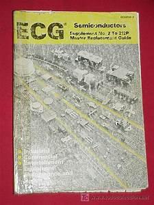 Manual Suplemento De Semiconductores Ecg212p-2