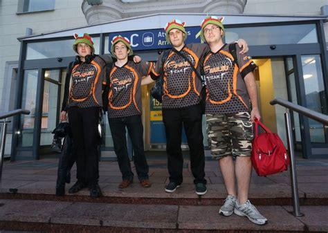 Elektroninio sporto komanda tapo NVS ir Baltijos šalių ...
