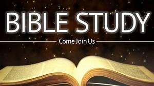 Wendell Christi... Bible Study