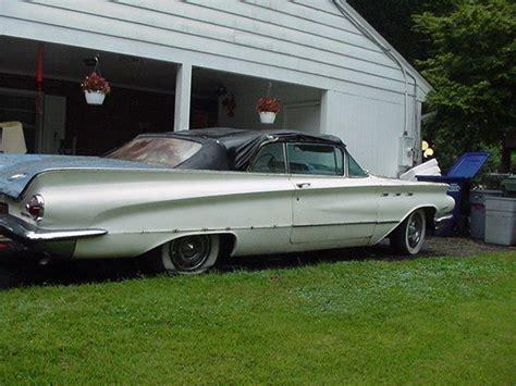 1960 buick invicta convertible lesabre
