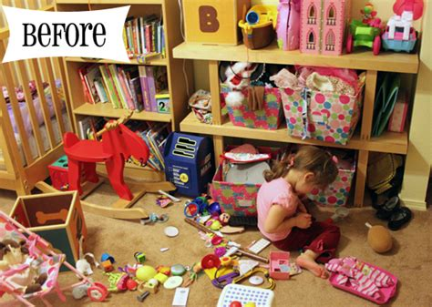 day    clutter  clean organizing  kids rooms