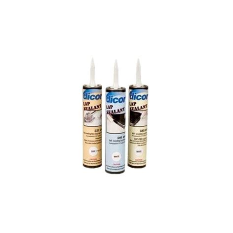 Dicor® 505LSW-1 - White Lap Sealant H.A.P.S. Free