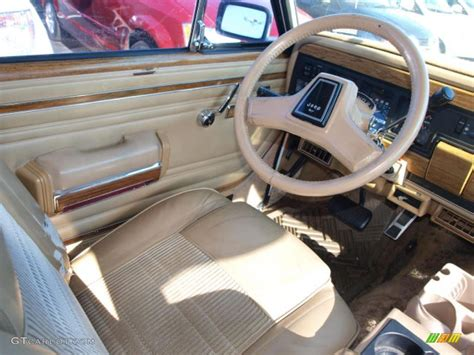1991 jeep wagoneer interior spice beige interior 1991 jeep grand wagoneer 4x4 photo