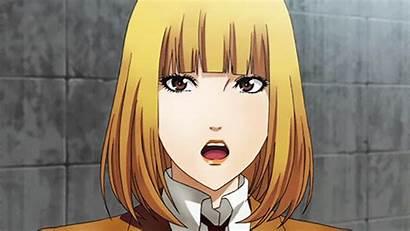 Prison Anime Hana Signs Midorikawa Characters Originally