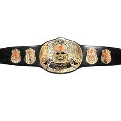 WWE Smoking Skull Championship Belt