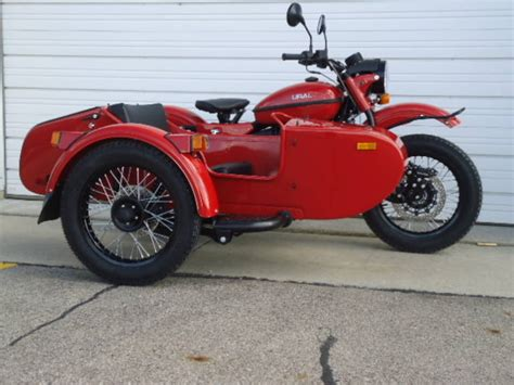 Ural Ct Modification by 2015 Ural Ct St Motorcycle From Eaton Oh Today Sale