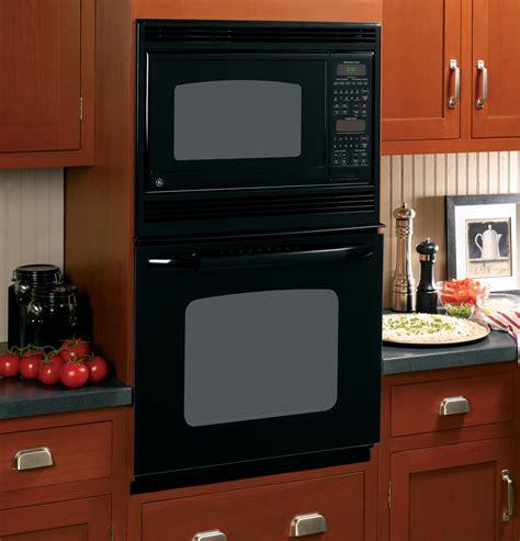 ge  built  double microwavethermal wall oven jkpdpbb ge appliances