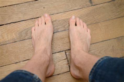 Sweaty Stinky Feet Smelling