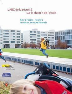Abc Le Concept Sécurité : brochure d information l abc de la s curit sur le chemin ~ Premium-room.com Idées de Décoration