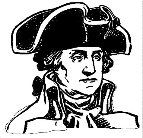 george washington coloring pages  kids coloring home