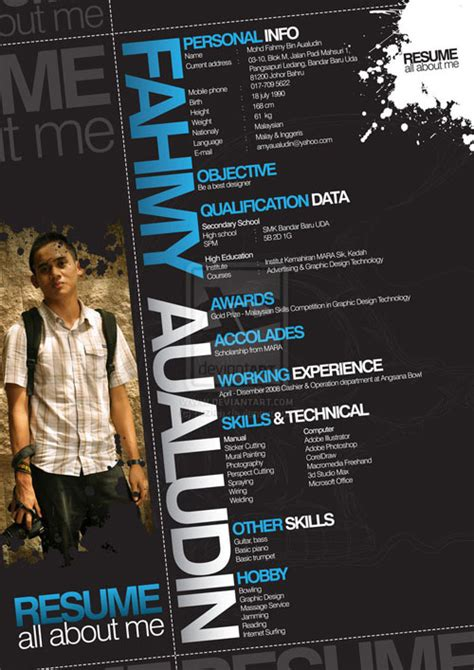 30 Creative Resume (cv) Designs For Inspiration  Designmodo. Certified Nursing Assistant Resume Objective. Accounts Payable And Receivable Resume. Truck Driver Resume Templates Free. Skills Description For Resume. What Is The Meaning Of The Word Resume. Real Estate Sample Resume. Objective For High School Resume. Data Entry Operator Resume Format Sample