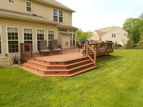 deck steps decks