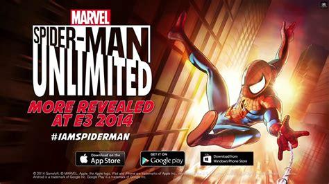 Spider Man Unlimited Video Game Marvel Database