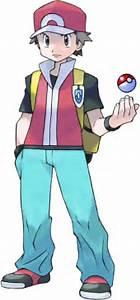 Red Pokémon Trainer