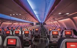 Avianca Airbus A330 Interior