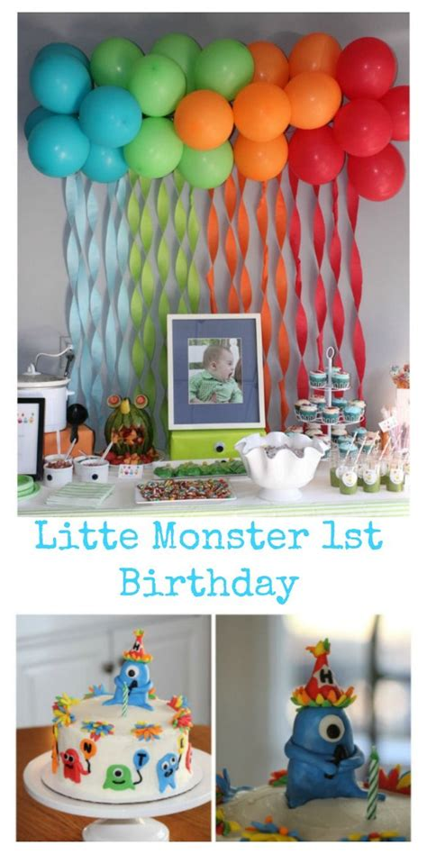 1st birthday party ideas for boys best on a boy tag theme ideas for 1st birthday party for boy