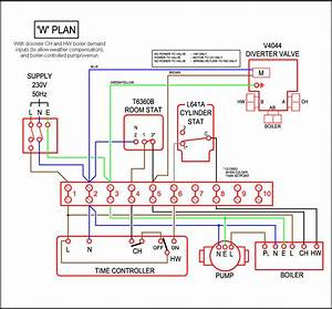 Alternator Wiring Diagram W