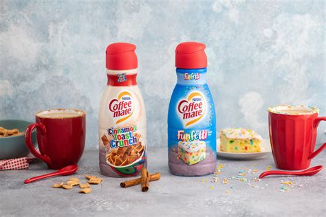 If you are a cinnamon trust crunch lover, you are probably feeling like god answered this prayer for you individually. News: Coffee Mate Cinnamon Toast Crunch Coffee Creamer