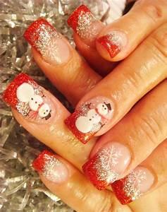 Easy Christmas Holiday Nail Art Designs & Ideas ...