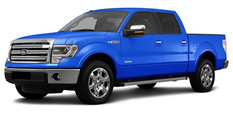 2013 Ford F-150 Reviews, Images, And Specs
