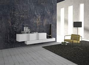 Sideboard Weiß Hängend : wei es sideboard in hochglanz f r eine moderne einrichtung ~ A.2002-acura-tl-radio.info Haus und Dekorationen