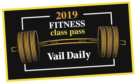 vail daily unveils inaugural fitness class pass