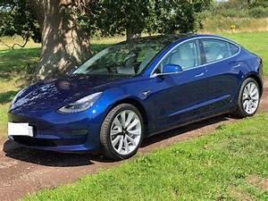 SOLD - #4564 - Tesla Model 3 Standard Range Plus - 0CC, Automatic, 2019 - E-CARS AUTO SALES