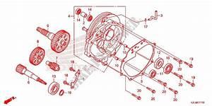 Gearbox For Honda Spacy 110 2013   Honda Motorcycles