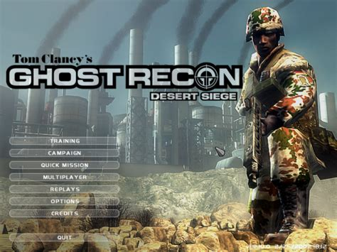 ghost recon desert siege tom clancy s ghost recon desert siege обзор игры скриншоты