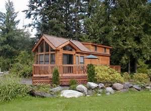 Cavco Cabin Loft Park Models