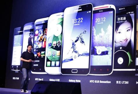 xiaomi ceo don t call us china s apple technology news
