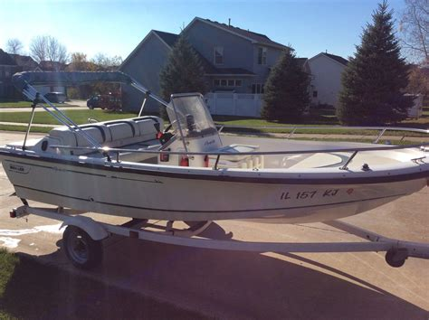 How Much Are Boston Whaler Boats by Boston Whaler Rage 1996 For Sale For 4 500 Boats From