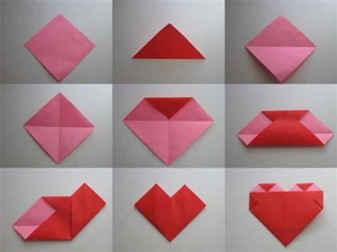 tutorial origami love
