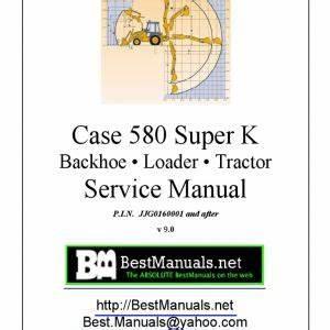 Case 580k Wiring Schematic