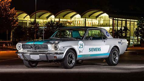 La première voiture autonome à Goodwood est une Mustang de ...