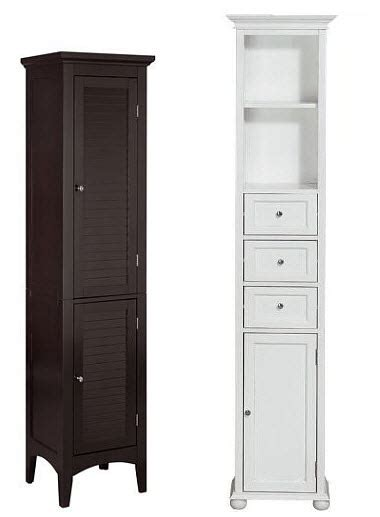 narrow storage cabinet glamorous impressive bathroom storage cabinet narrow
