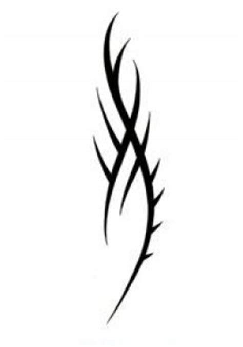 stunning easy tribal tattoos