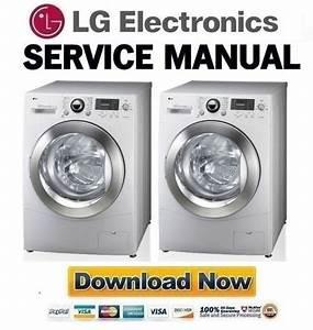 Lg Wd14060d6 Service Manual  U0026 Repair Guide