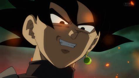 Dragon Ball Z Picture Qué Pasó Con Black Goku Enter Co