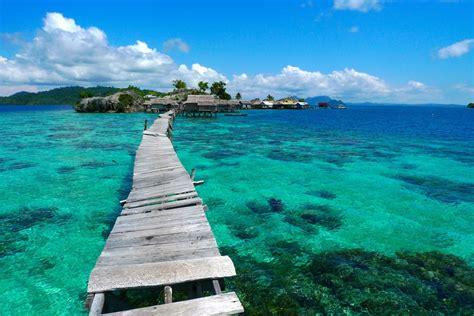 paket wisata  kepulauan togean pesona indonesia
