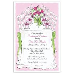 bridesmaids invitations bridesmaids luncheon invitations paperstyle