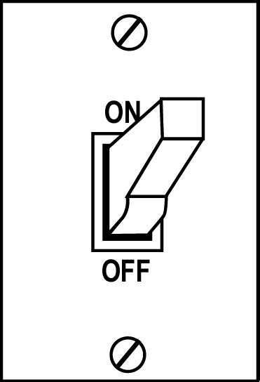 on off light switch autism or something like it day 2 light switch