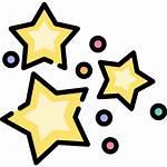 Stars Svg Icon Icons Estrellas Linecolor Flaticon