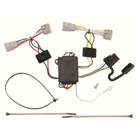 2005 Toyotum Tacoma Wiring Harnes 118496 t one trailer hitch wiring harness toyota tacoma