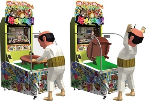 flip the table game pissed off tea table flipping the arcade game kotaku