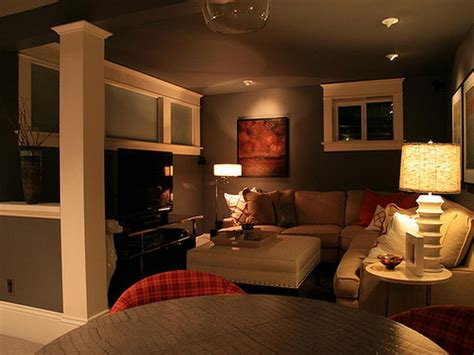 35 small basement living room ideas basement