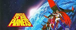 Battle of the Planets: Anime Old School | NerdGoblin.com
