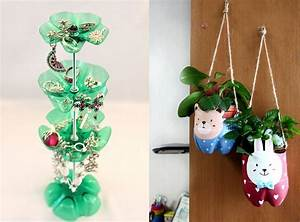 Diy Decorating Ideas With Recycled Plastic Bottles Fall