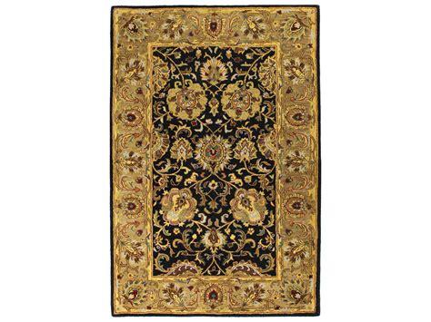 wilshire collection rugs bashian rugs wilshire rectangular black area rug